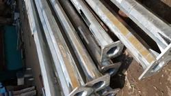 Galvanized Iron (GI) Octagonal Poles, for Highway