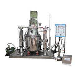 Jacketed Planetary Mixer (Non Bakery)