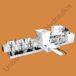 Fully Auto 5kg Bale Coir Pith Compacting Machine