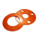 Laxmi Rubber Red Silicone Gaskets