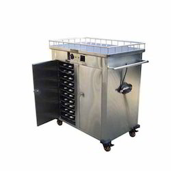 Electric Hot Food Service Trolley