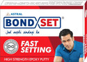 Bondset Fast Setting Putty
