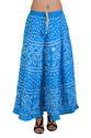 Indian Bandhej Long Skirt