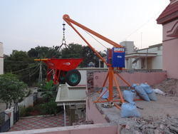 Construction Lift Machine