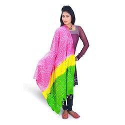 Handwork Bandhej Designer Dupatta 109