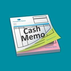 Cash Memo Printing Service, in Pune