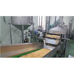 Extruder Snacks Machine