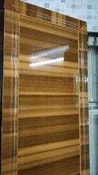 Modern Bathroom PVC Door