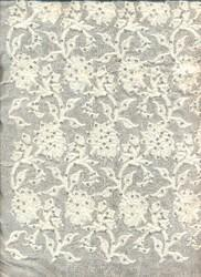 Georgette Dyeable Embroidery Fabric