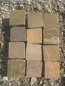 Brown Stone cobbels