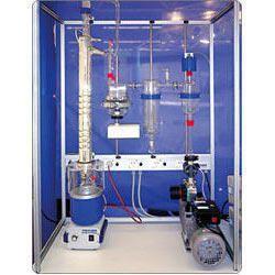 Semi Automatic Vacuum Distillation Apparatus