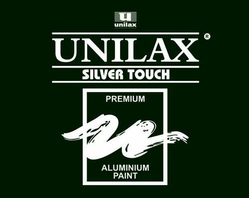 SILVER High Sheen Aluminium Paint for Industrial, Packaging Type: Tin