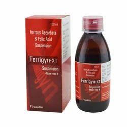 Ferrigyn XT Medicines