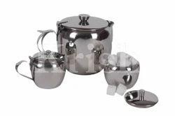 3 Pcs Tea Pot Set
