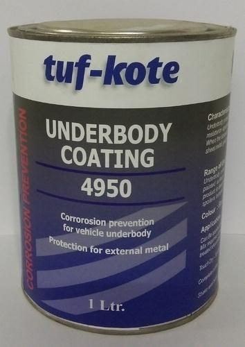 Corrosion Prevention Underbody Coatings Wholesale Trader