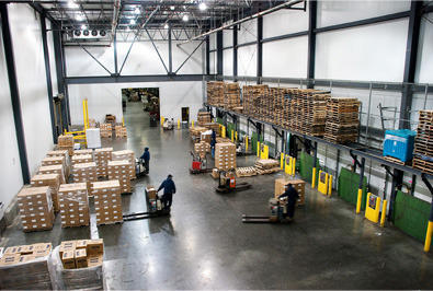 Automated Warehousing in Old Cwc Warehouse, New Delhi   ID