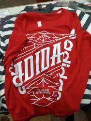 Red Full T Shirt