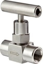 Monel Needle Valve