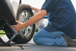 Tyre Change Repairing Services