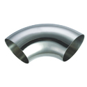 Stainless Steel Welded Elbow, Size: 1/4 Inch