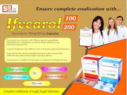 Itraconazole 100 Capsule