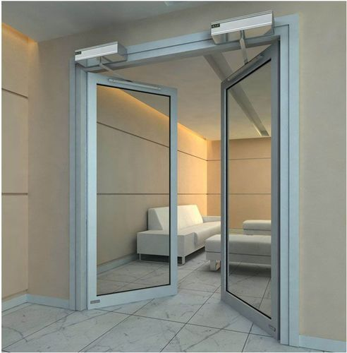 Automatic Swing Glass Doors Automatic Glass Door Entrance