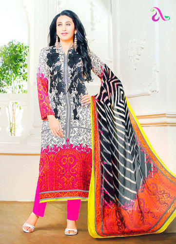 124cf5ee03 Party Wear Cotton Pakistani Lawn Suit, Rs 900 /piece, Chennai Plaza ...