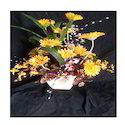 Zerbera Plant Arrangement Artificial Flowers