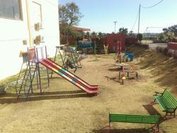 Children Park Playground Equipment