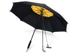 24 Inch - Wooden / Golf Umbrella