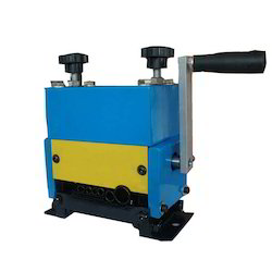 LD-010 Durable Used Cable Wire Cutting And Stripping Machine