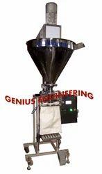 5 Kg & 10 Kg Flour Bags Filling Machine (Auger Filler)