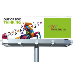 Outdoor Billboard Advertising Printing Service