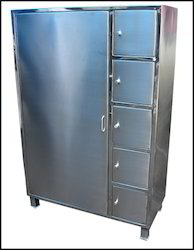 SS Storage Locker Cabinet