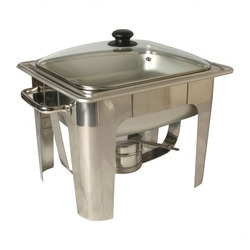 Rectangular Copper Chafing Dish