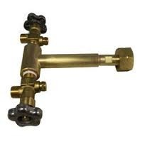 Brass Single Cylinder Manifold