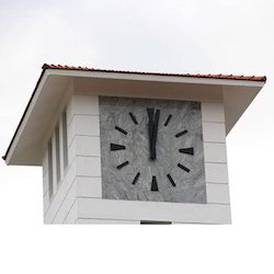 Outdoor Tower Clocks