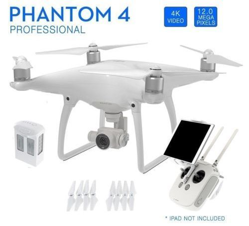 Dji Phantom 4 Drone Quadcopter4k Camera 5km Fly Distance
