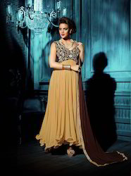 Embroided Salwar Suit
