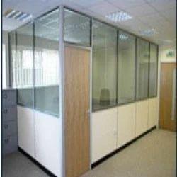 aluminium office partition aluminum office partitions