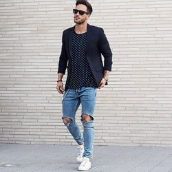 Mens Ripped Jeans - Manufacturers Suppliers &amp Wholesalers