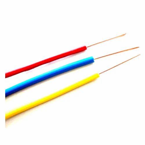 Copper Electrical Wire >> Single Core Copper Electrical Wire Batra Industries Delhi Id