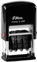 Shiny Self Inking S-400 Date Stamp