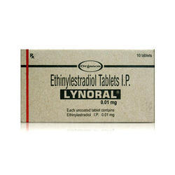 Lynoral Ethinyl Estradiol 0.01mg Tablets