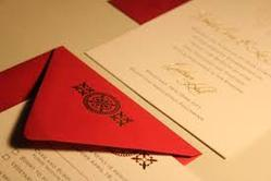 Corporate Invitation Cards Printing Services