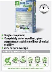 Waterproofing Kerakoll Aquastop Nanoflex Chemicals, For Construction, Packaging Size: 20 Kgs