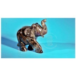 Lebrodrite Elephant Statue