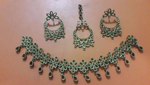 Brass Casting Ghat Necklace