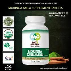Moringa Cinnamon Tablets