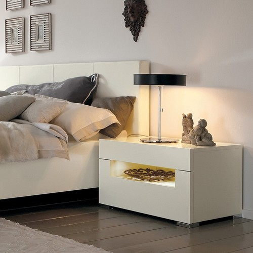Bedroom Modern Side Table, Bed Room Furniture | Gate Digha, Navi ...